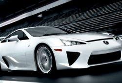 Increíble: aún quedan Lexus LFA a estrenar en los Estados Unidos