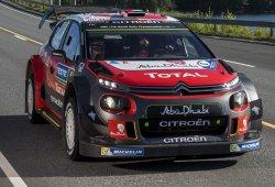 Lista de inscritos del Rally de Alemania del WRC