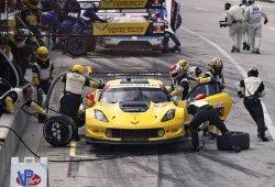 Magnussen y García ganan el Michelin GT Challenge