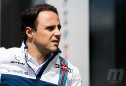 Massa recibe el aprobado médico y disputará el Gran Premio de Bélgica