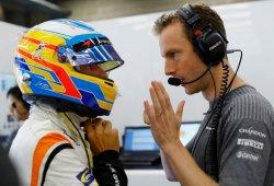 """Nuevo abandono de Alonso en un GP """"vergonzoso"""" que consideró """"sólo un test"""""""