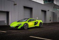 McLaren se prepara para desarrollar su primer superdeportivo 100% eléctrico