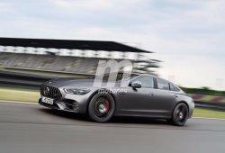 Mercedes-AMG GT4: su aspecto a partir de las últimas fotos espía