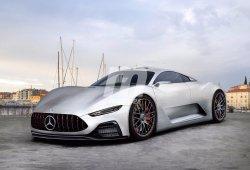 Adelantamos el futuro Mercedes-AMG Project ONE con esta recreación