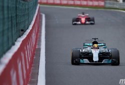 Mercedes utilizará órdenes de equipo para no perder opciones de título