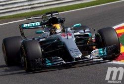 Hamilton y Bottas arrancan el fin de semana con problemas para reglar el W08