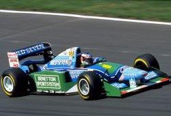 Mick Schumacher se subirá al Benetton B194 de su padre en Spa