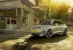 MINI Electric Concept: la marca se apunta a la movilidad sostenible