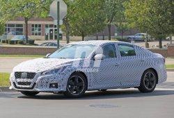 Nissan Altima 2019: cazada la nueva generación del sedán