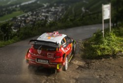 No se gastarán más 'jokers' en el Citroën C3 WRC en 2017