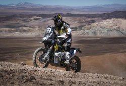 Pablo Quintanilla se lleva la victoria en el Atacama Rally