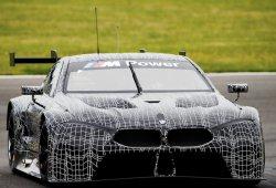 Los plazos de desarrollo del BMW M8 GTE son muy justos