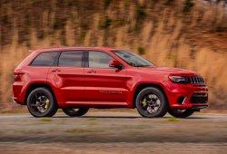 El Jeep Grand Cherokee Trackhawk es más caro que el Challenger Demon