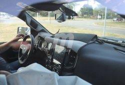 RAM 1500 2019: primeras imágenes del renovado interior del pick-up
