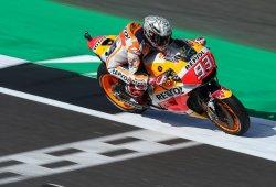 Récord de pista y pole para Marc Márquez en Silverstone