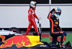 Red Bull aspira a superar a Ferrari en la segunda mitad de campeonato
