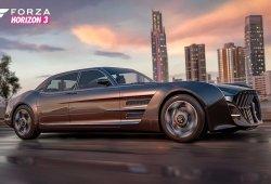 Forza Horizon 3 suma a su lista de coches el Regalia: vehículo de Final Fantasy XV