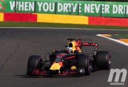 """Ricciardo: """"En el segundo sector nuestro coche parecía un F3"""""""