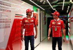 Sauber negociará con Ferrari la llegada de Leclerc y Giovinazzi