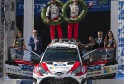 Las claves tras los éxitos de Toyota en el WRC