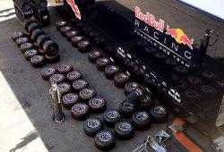 Red Bull y McLaren, los más valientes con los neumáticos para Spa
