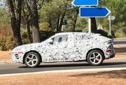 Lamborghini Urus: nuevas fotos desde el sur de Francia