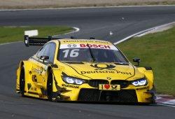 Timo Glock lidera el triplete de BMW en Zandvoort