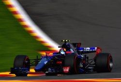 """Sainz: """"He hecho tres vueltas calcadas, estaba en el límite desde el viernes"""""""