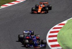 Toro Rosso y Honda dan por finalizadas las negociaciones
