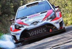 Toyota busca mantener su racha en el Rally de Alemania