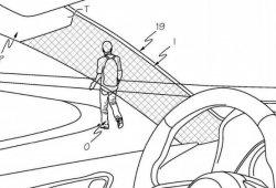 Toyota patenta un sistema que vuelve transparentes los objetos sólidos