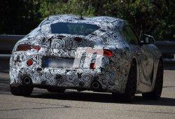 Exclusiva: el nuevo Toyota Supra con sus ópticas traseras definitivas