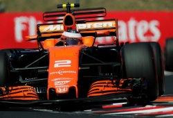 Vandoorne cree que la experiencia le permitirá igualar el ritmo de Alonso