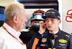 "Verstappen pide ""un coche competitivo"" para permanecer en Red Bull"
