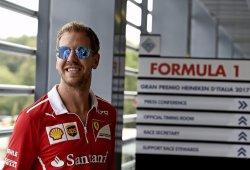 Vettel cree que compite con Räikkönen de igual a igual, sin órdenes de equipo