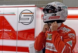 Sebastian Vettel renueva su contrato con Ferrari