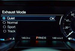 """El nuevo Ford Mustang 2018 cuenta con un """"modo silencioso"""" para el motor V8"""