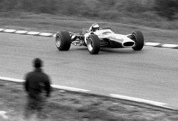 [Vídeo] GP F1 Italia 1967: Jim Clark, una exhibición sin recompensa