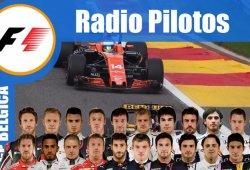 [Vídeo] Las conversaciones por radio del GP de Bélgica F1 2017