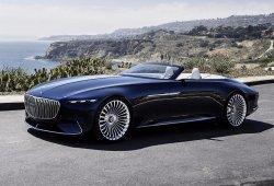 Vision Mercedes-Maybach 6 Cabrio: el súmmum del lujo y diseño sobre ruedas