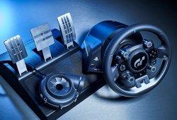 Thrustmaster T-GT: un nuevo volante de competición para disfrutar de GT Sport