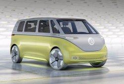 Volkswagen revelará detalles del I.D. Buzz de producción en Pebble Beach