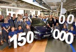 Volkswagen alcanza un hito con la producción del vehículo 150 millones