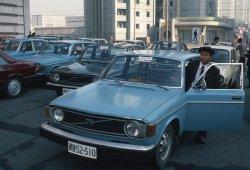 Un millar de Volvos, una deuda histórica de Corea del Norte con Suecia