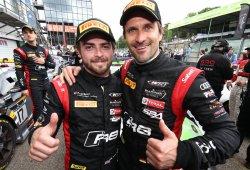 Stevens regresa en Hungría a las Blancpain GT Series