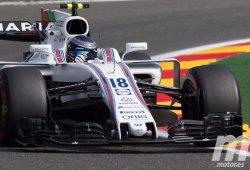 Williams se atasca en la Q1 de Spa, Haas en la Q2