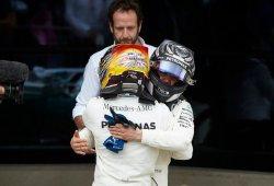 """Wolff: """"La relación laboral entre Hamilton y Bottas está en otra liga"""""""
