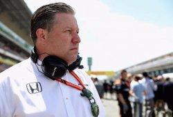 """Zak Brown: """"Es el momento de trabajar para que McLaren esté listo en 2018"""""""