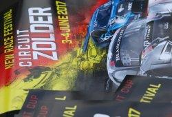 Zolder acoge la tercera cita al sprint de las Blancpain