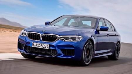 Filtrado: así es el BMW M5 2018